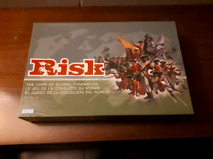 Risk & Other Cottage games.