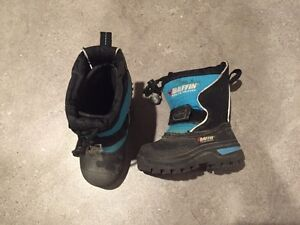 Baffin insulated boots - toddler