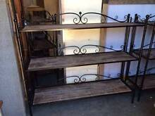 *END OF LEASE SALE*  Industrial/Rustic XL 3 Shelf Display Unit Brunswick West Moreland Area Preview