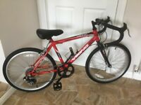 BOYS VIKING BIKE AS NEW (CAN DELIVER)