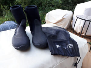 7mm Cold Water Wet Suit Boots Size 11(US)