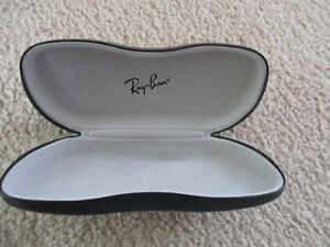 Ray-Ban glass case