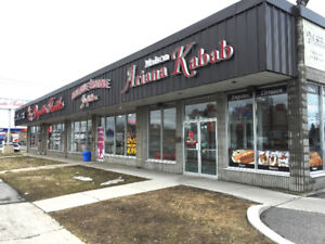 Retail Commercial Space For Lease - 1200 sq.ft - 110 Bvld Greber