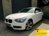 2013 BMW 1 Series 1.6 116i Sport Sports Hatch (s/s) 5dr Hatchback Petrol Manual