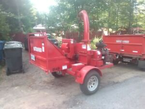 dechiqueteuse, chipper a branches Dosko 510SD