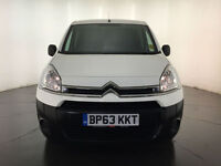 2014 CITROEN BERLINGO 850 ENTERPRISE HDI PANEL VAN SERVICE HISTORY FINANCE PX