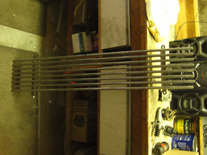 1973-1987 Chevy GMC GM truck tube grille.