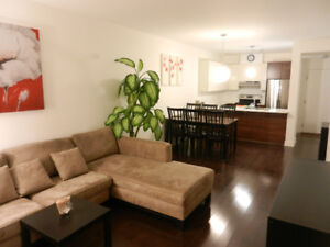 3 1/2 Condo, appliances and indoor parking included, Namur Metro