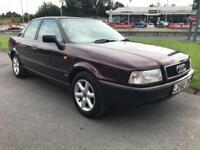 1994 AUDI 80 2.0 Petrol - Full Service History - New MOT - Only 60,000 Miles
