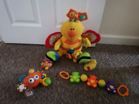 BABY TOY BUNDLE SMOKE AND PET FREE HOME