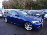 2009 59 BMW 3 SERIES 2.0 320D M SPORT 4D 175 BHP DIESEL