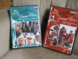 Summer Wine Collection DVD's