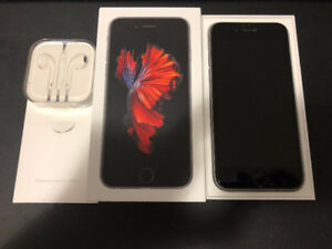 one year old Iphone 6S, Unlocked, 64Gb