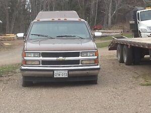 1994 chev truck 350 auto