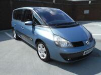 (04) 2004 Renault Espace 2.2dCi Privilege AUTOMATIC TURBO DIESEL 7 SEATS