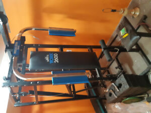 York 2600 Exercise cable machine