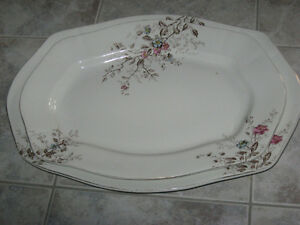 ...A Collection of.China SERVING PLATTERS ..Large and Small!.