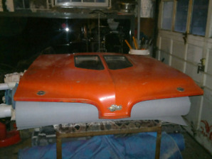 1970 Dodge Superbee Power Buldge Hood original