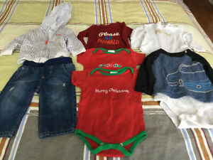 New Condition Infant Boys Clothing