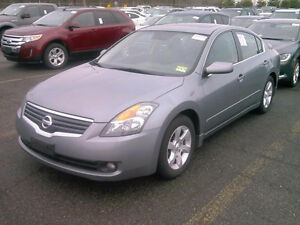 2007 NISSAN ALTIMA SL, AUTO, LEATHER, SUNROOF / MUST SEE