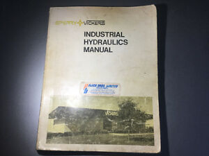 Sperry Vickers Industrial Hydraulics Manual 935100-A