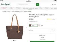 Michael Kors Handbag brand new genuine with receipt