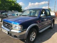 ***Ford Ranger 2.5TDdi XLT Thunder Double Cab 2005 **