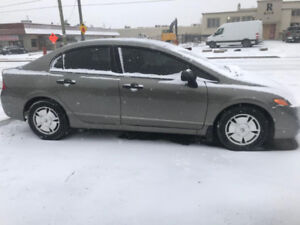 2008 Honda Civic DX-G Auto Certified No Rust Ready To go