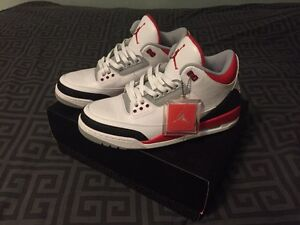 Air Jordan's for sale 3 different types