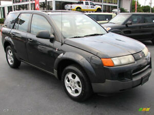 2002 Saturn VUE SUV, Crossover
