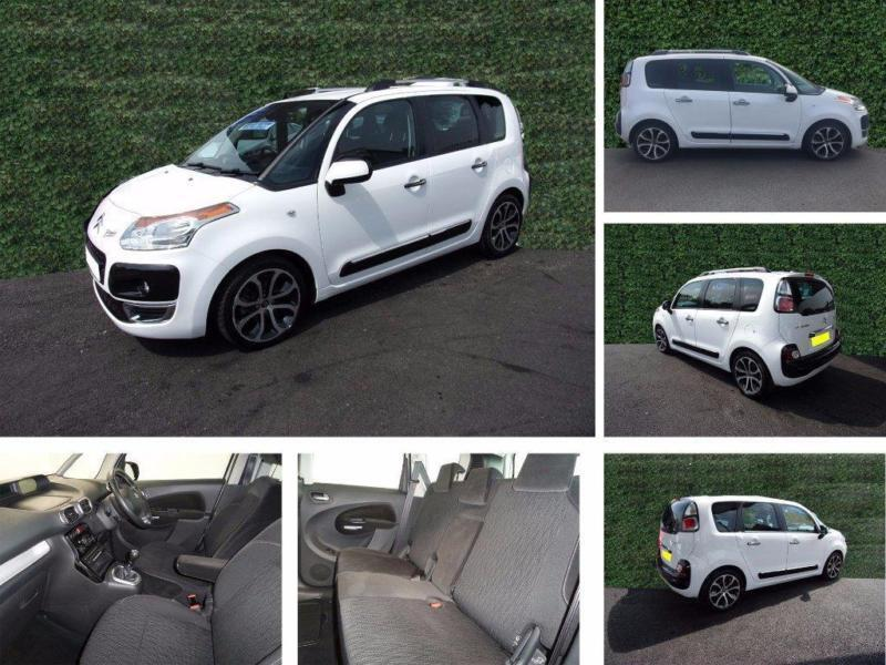 2011 citroen c3 picasso 1 6 hdi 8v exclusive 5dr in sheffield south yorkshire gumtree. Black Bedroom Furniture Sets. Home Design Ideas