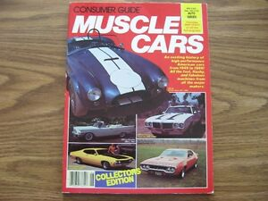 MISCELLANEOUS OLDER CAR MAGAZINES - PICTURES AND LIST
