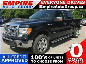 2014 FORD F-150 4WD * POWER GROUP * REAR CAM