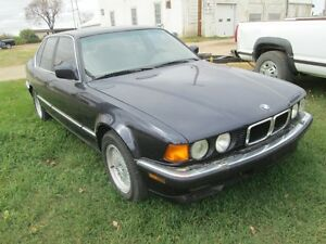 1994 bmw 740i the nicest one you ll find   mint