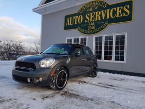 FEBRUARY CLEAR OUT...2011 COUNTRYMAN S ALL (PREMIUM PACK)