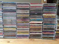 900 CD Singles: 90's / 2000's pop