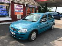 Vauxhall/Opel Corsa 1.2i 16v 2004MY Life