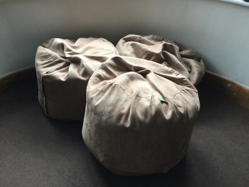 Prime 3 X Lounge Lizard Bean Bags In Portsmouth Hampshire Gumtree Andrewgaddart Wooden Chair Designs For Living Room Andrewgaddartcom