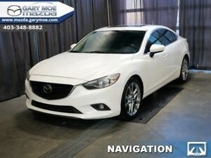 2014 Mazda Mazda6 GT  - Leather Seats -  Navigation - $123.72 B/