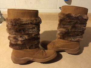 Women's Sally Warm Winter Boots Size 7.5 London Ontario image 6