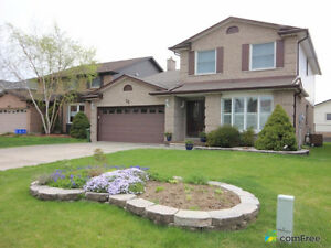 Available Immediately- 4 Bedroom Detached Ancaster/West Mountain