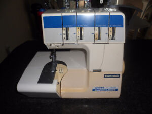 SERGER (Sewing Machine)