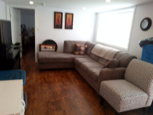 Fully renovated 2 bedroom walkout basement with 1000 sq ft
