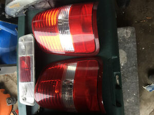 2004 ford f 150 headlights and tail lights
