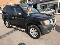 2010 Nissan Xterra SE 4X4 SPORT SUV....PERFECT MINT CONDITION City of Toronto Toronto (GTA) Preview
