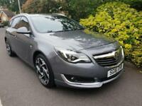 VAUXHALL INSIGNIA SRI VX-LINE CDTI S-S 2016 Diesel Manual in Grey