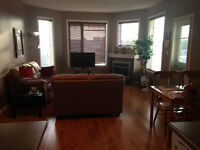 Fully Furnished Beautiful Condo with Underground Parking