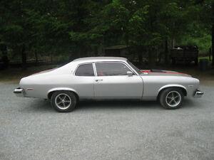 """1974 Pontiac GTO Coupe """"RARE"""""""