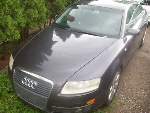2005 Audi A6 Coupe (2 door)