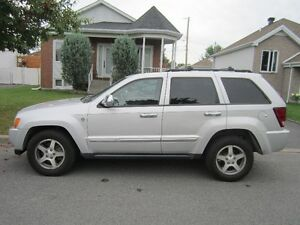 2005 Jeep Grand Cherokee Camionnette